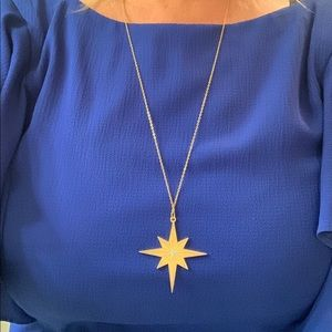 Beautiful star necklace!